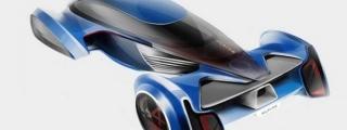 Alpine VisionGT for Gran Turismo 6 Announced
