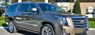 2016 Cadillac Escalade V by Aspire Autosports