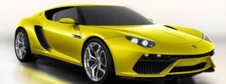 Here's Lamborghini Asterion in Different Colors