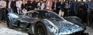 Aston Martin AM-RB 001 Goes Official