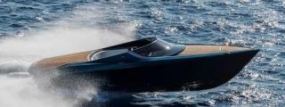Aston Martin AM37 Powerboat Revealed