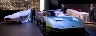 Aston Martin at Geneva Motor Show 2015 - Highlights