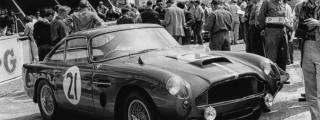 Aston Martin DB4 GT Continuation Announced