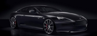 New York Preview: Aston Martin DB9 Carbon Edition