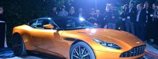 Gallery: Aston Martin DB11 Beverly Hills Launch Event
