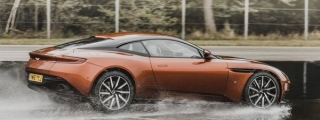 Gallery: Aston Martin DB11 in Action