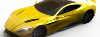 Rendering: 2017 Aston Martin DB11