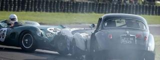 $30 Million Aston Martin DBR1 Wrecked in Historic Race