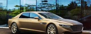 Aston Martin Lagonda Taraf to Reach Europe and UK