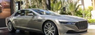 Official: Aston Martin Lagonda Taraf
