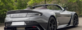 One-off Aston Martin Vantage GT12 Roadster Unveiled at GFoS