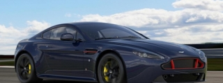 Aston Martin Vantage S Red Bull Edition