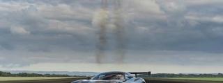 Aston Martin Vulcan Takes on Its Airborne Namesake