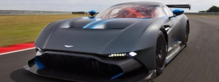 Aston Martin Vulcan To Appear at Spa 24 Hours