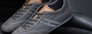 Limited Edition Aston Martin Sneakers by Hogan