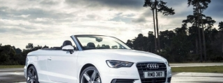 Audi A3 Cabriolet Gets Frugal TDI Version in the UK