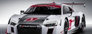 Geneva 2015: Audi R8 LMS
