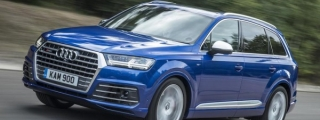 Audi SQ7 TDI Priced from £70,970 in the UK