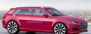 Renderings: Audi TT Avant Looks Mighty Impressive