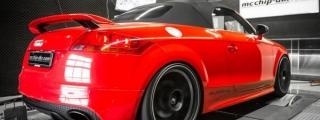 400-hp Audi TT RS by Mcchip-DKR