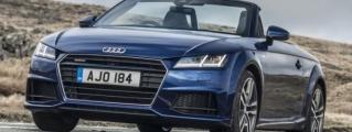Audi TT TDI Quattro Hits UK Market