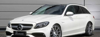 B&B Mercedes-AMG C63 Power Kit Launched