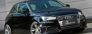 B&B Audi S1 Comes with 380 Horsepower