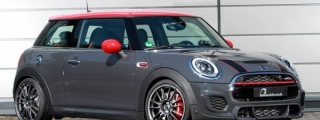 B&B MINI Cooper JCW Boosted to 300 PS