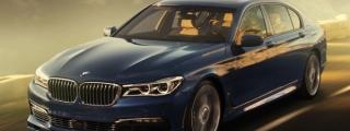 Official: 2017 BMW Alpina B7