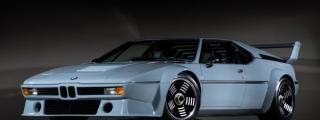1979 BMW M1 by Canepa