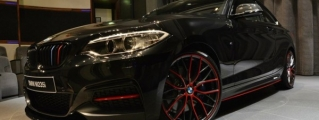 Fully Kitted-Out BMW M235i M Performance at BMWAD