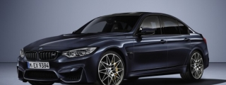 "Official: BMW M3 ""30 Years M3"" Edition"