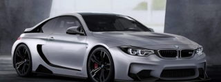 BMW M4 CSL Rendered with i8-Like Features