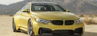 Vorsteiner BMW M4 GTRS4 - New Pictures