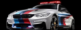 BMW M4 Moto GP Safety Car Revealed