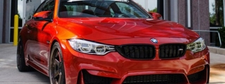 Sakhir Inferno BMW M4 by PSI Tuning