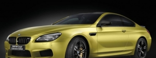 BMW M6 Celebration Edition for Japan