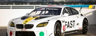 BMW M6 GTLM Art Car Unveiled at Art Basel