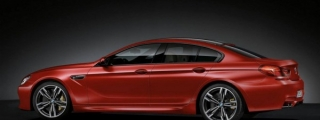 BMW M6 Gran Coupe Individual Announced