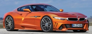 BMW-Toyota Sports Car: First Details Revealed