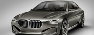 BMW Vision Future Luxury Previews the Next 7er