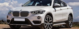 BMW X2 Rendered as Sport Activity Coupe