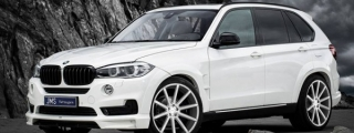 BMW X5 Racelook by JMS