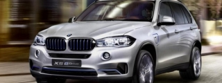 Updated BMW X5 eDrive Headed for New York Auto Show