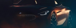 Next BMW Z4 to be Previewed at Pebble Beach