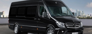 Official: Brabus Business Lounge Based on Mercedes Sprinter