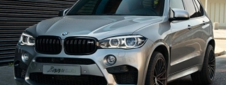 God of Noise: Baan Velgen BMW X5M