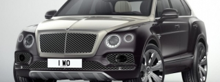 Official: Bentley Bentayga Mulliner