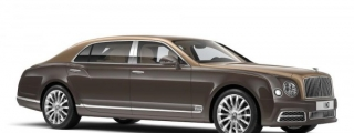 Bentley Mulsanne First Edition Unveiled in Beijing