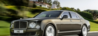 Bentley Mulsanne Speed Revealed with 530bhp